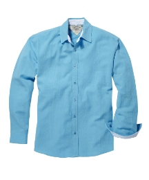 Jacamo Long Sleeve Linen Mix Shirt Long