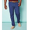 Jacamo Gaberdine Mens Jeans 31 inches