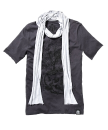 Rock & Revival Scarf T-Shirt