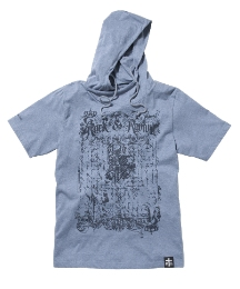 Rock & Revival Hooded T-Shirt