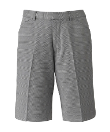 Rogers & Son Checked Shorts