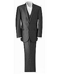 Jacamo 3 Piece Suit 29In Leg Length