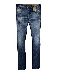 Voi Carrera Mens Jeans Length 29In Short
