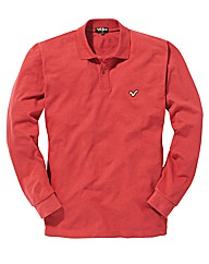 Voi Long Sleeve Polo Shirt