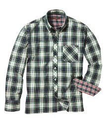 Ben Sherman Long Sleeve Check Shirt Long