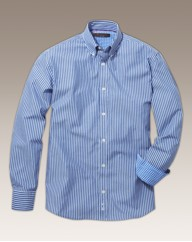 Ben Sherman Long Sleeve Striped Shirt