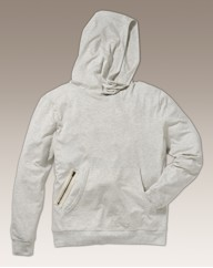 Label J Plain Hoodie Regular