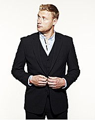 Flintoff by Jacamo Suit Jacket Long
