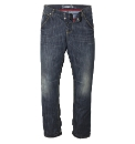 Jacamo Whiskered Mens Jeans Length 35in