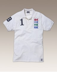 Nickelson Flag Polo Shirt Regular
