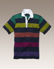 Voi Striped Polo Shirt