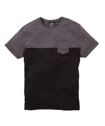Label J Colour Block Tee