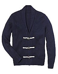 Label J Toggle Cardigan