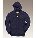 Label J Toggled Hoodie Regular Length