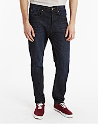 Label J Salvedge Denim Jeans 33 inches