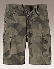 Jacamo Modern Camouflage Shorts