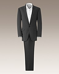 Jacamo Pinstripe Fashion Suit Regular