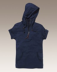 Ringspun Hooded T-Shirt Regular