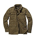 Ringspun Military Jacket