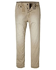 Ringspun Chino Trousers 31In Leg Length