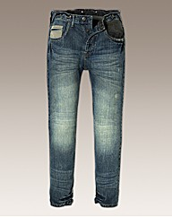 Ringspun Jean 29In Leg Length