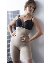Spanx Shaping Mid-Thigh Bodysuit