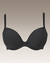Wonderbra Black Moulded Push Up Bra