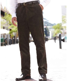 Premier Man Cord Trousers 28in