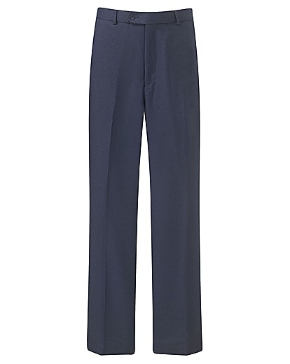 Premier Man Plain Front Trousers 29in.