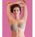Wonderbra Ultimate Strapless Lace