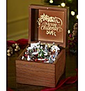 Musical Christmas Box