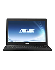 Asus 15.6 Inch Laptop Black