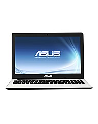 Asus 15.6in Laptop - White