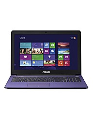 Asus 15.6 Inch Laptop Purple