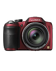 Panasonic 16MP 35x Optical Zoom - Red