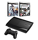PS3 500GB Assassin