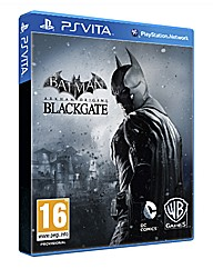 Batman Arkham Origins PS Vita Game