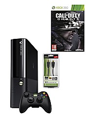 Xbox 360E 4GB Call Of Duty Ghosts HDMI