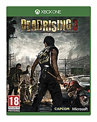 Dead Rising 3 Xbox One Game