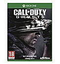 Call Of Duty: Ghosts Xbox One Game
