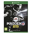 Madden Nfl 25 Xbox One Game