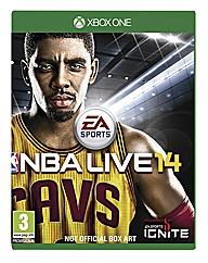 Nba Live 2014 Xbox One Game