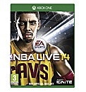 Nba Live 2014 Xbox One Game