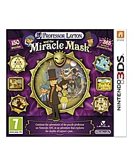 Professor Layton And The Mask Miracle