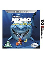 Finding Nemo 2013 - 3DS Game