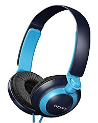 Sony Headphones - Blue