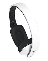 iT7x2 Bluetooth Headphones - White