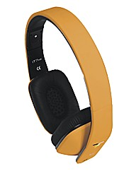iT7x2 Bluetooth Headphones - Orange