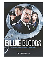 Blue Bloods Series 3 TV Boxset