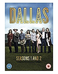 Dallas - Complete Series 1-2 TV Boxset